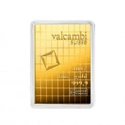 100 x 1 Gram Valcambi Gold...