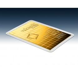 100 x 1 Gram Valcambi Gold Combibar