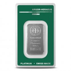 1 oz Argor-Heraeus Platinum...