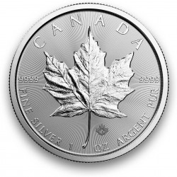 Capsule for 1 oz Maple Leaf - 39 mm