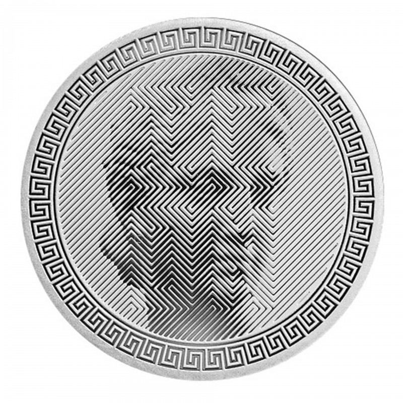 1 Oz Icon Silver Coin