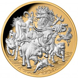 5 Oz The Great Lunar Race...