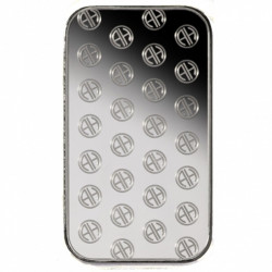 100 G Argor-Heraeus Silver Bar