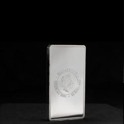 1 Kg Goddess Europa Silver Coin Bar