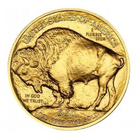 1 Oz American Buffalo Gold Coin