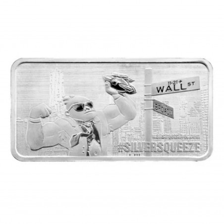 10 Oz WSS To The Moon Silver Bar