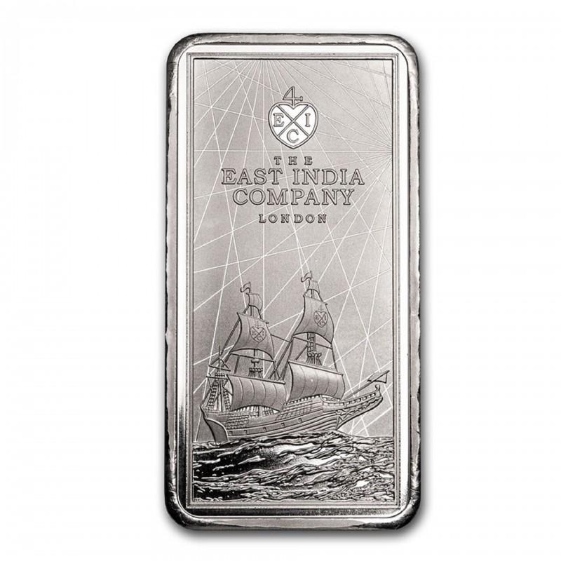 250 Grams St Helena 2021 Silver Coin Bar