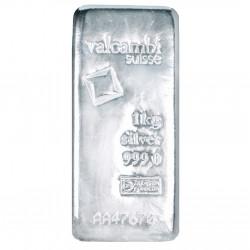 1 Kg Valcambi Fine Silver...