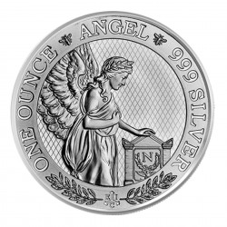 1 Oz Napoleon Angel 2021 Silver Coin