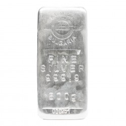 500 Grams KCM Fine Silver...
