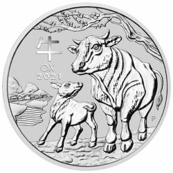 1 Oz Australian Ox 2021...