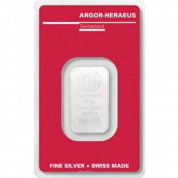 10 Grams Argor-Heraeus...