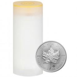 25 x 1 Oz Maple Leaf 2020...