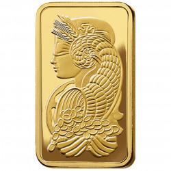 50 Grams PAMP Fortuna Gold Bar