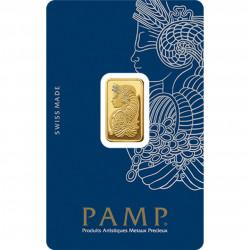 5 Grams PAMP Fortuna Gold Bar