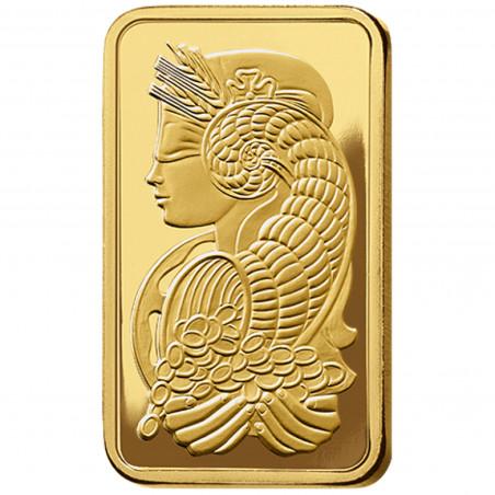 2.5 Grams PAMP Fortuna Gold Bar