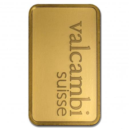 10 Grams Valcambi Gold Bar