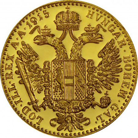1 Ducats Gold Coin