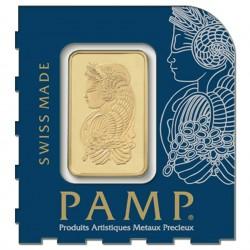 1 Gram PAMP Fortuna Gold Bar