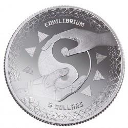 1 Oz Equilibrium 2020...
